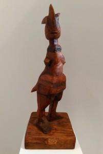 Escultura Codornicera