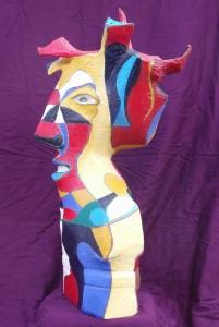 Escultura Comanchero
