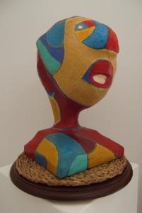 Escultura Don Roque