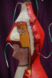 Escultura Eolo Saltarín