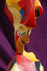 Escultura Lucio la legión