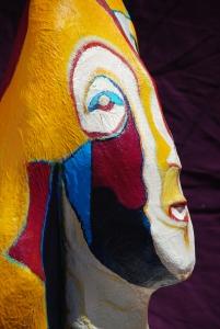 Escultura Mater admirabilis
