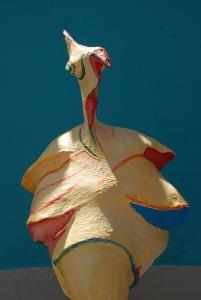 Escultura Pelicatruz