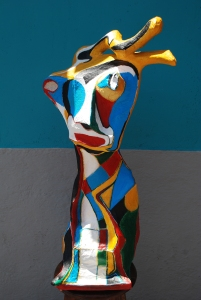 Escultura Totem canariensis